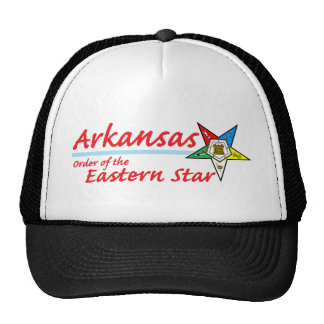 Arkansas Eastern Star Trucker Hat