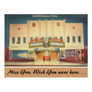 Arkansas, el teatro de Sevier Postal