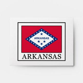 Arkansas Envelope