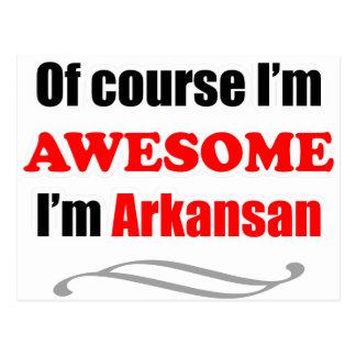 Arkansas es impresionante tarjeta postal