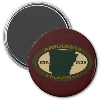 Arkansas Est. 1836 Magnet