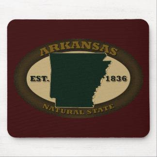 Arkansas Est. 1836 Mouse Pad