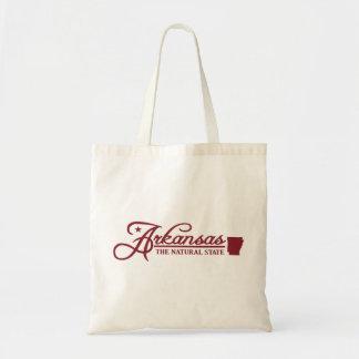 Arkansas (estado el mío) bolsa tela barata