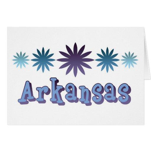 Arkansas Felicitacion