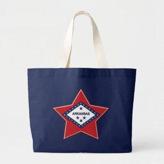 ARKANSAS FLAG BAG