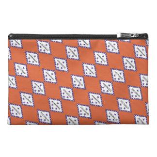 ARKANSAS Flag Pattern Travel Accessories Bags