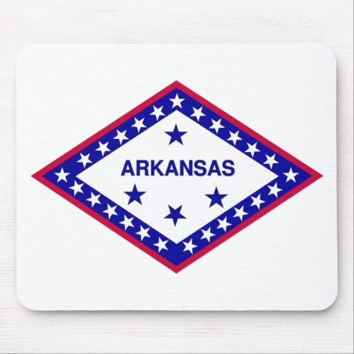 Arkansas Flag Theme 00 Mouse Pad