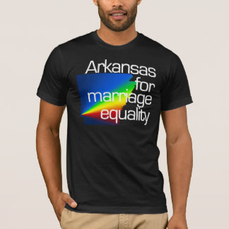 Arkansas for Marriage Equality T-Shirt