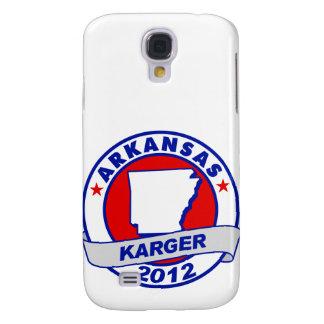 Arkansas Fred Karger Samsung Galaxy S4 Case