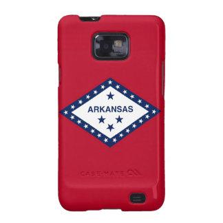 Arkansas Samsung Galaxy SII Carcasa