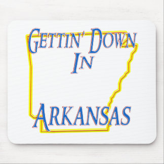 Arkansas - Getting abajo Tapetes De Ratones