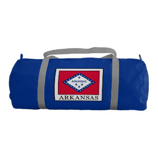 Arkansas Gym Bag