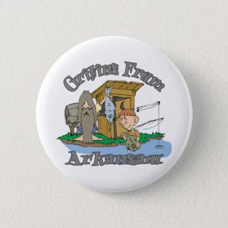 Arkansas Hillbilly Button