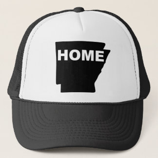 Arkansas Home Away From State Ball Cap Hat