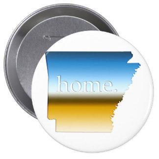 Arkansas Home Horizon 4 Inch Round Button