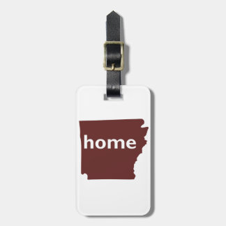 Arkansas Home Tag For Luggage