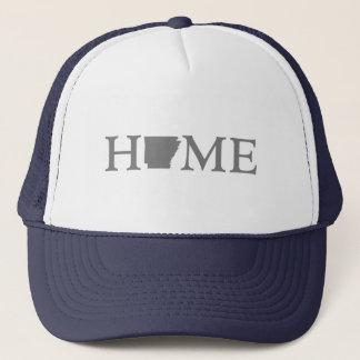 Arkansas home state trucker hat