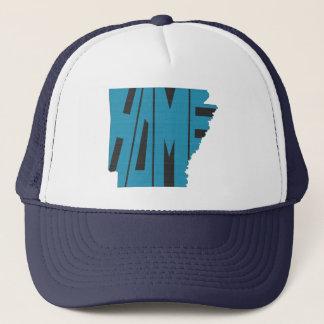 Arkansas Home Trucker Hat