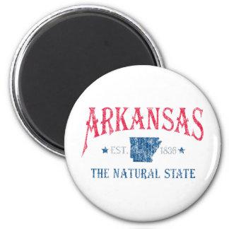 Arkansas Imán De Frigorífico