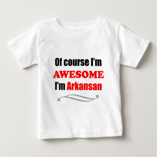 Arkansas Is Awesome Baby T-Shirt