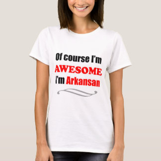 Arkansas Is Awesome T-Shirt