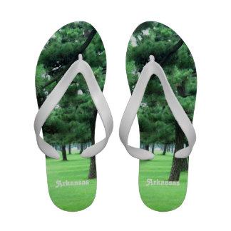 Arkansas Landscape Sandals