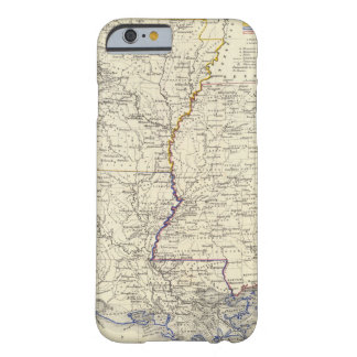 Arkansas, Louisiana and Mississippi Barely There iPhone 6 Case