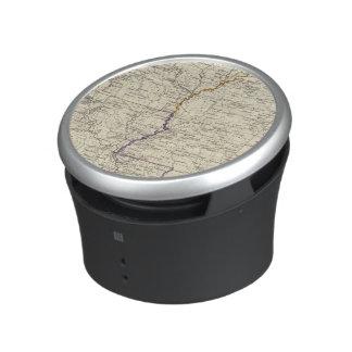 Arkansas, Louisiana and Mississippi Bluetooth Speaker