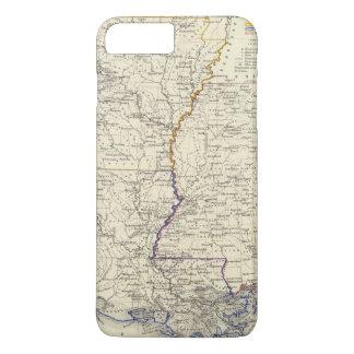 Arkansas, Louisiana and Mississippi iPhone 7 Plus Case