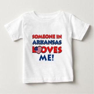 ARKANSAS love designs Baby T-Shirt
