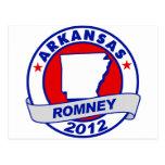 Arkansas Mitt Romney Postcards