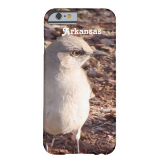 Arkansas Mockingbird Barely There iPhone 6 Case