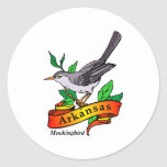 arkansas mockingbird stickers