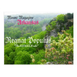Arkansas/Mount Magazine Postcard