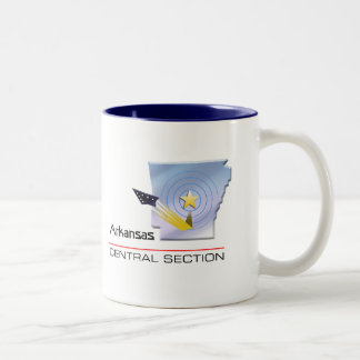 Arkansas Mufon Central Section mug