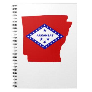 Arkansas. Notebook