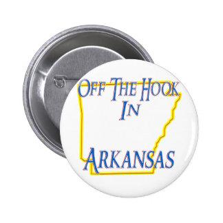 Arkansas - Off The Hook Pins