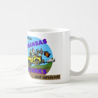 Arkansas/Ozark Visitor/Survivor Coffee Mug