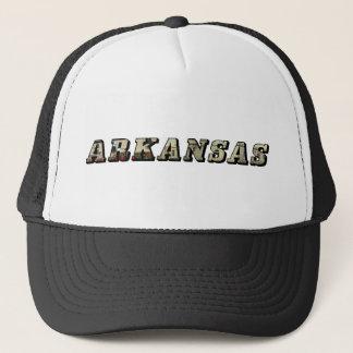 Arkansas Picture Text Hat