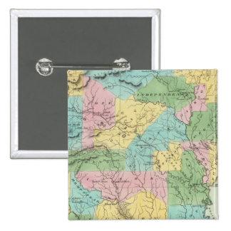 Arkansas Pin Cuadrado