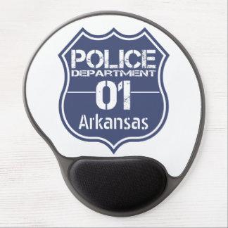 Arkansas Police Department Shield 01 Gel Mouse Pad