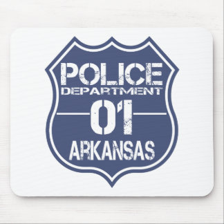 Arkansas Police Department Shield 01 Mouse Pad