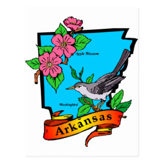 Arkansas Postcard