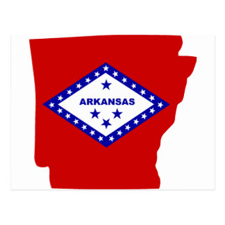Arkansas. Postcard