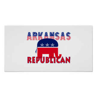 Arkansas Republican Posters