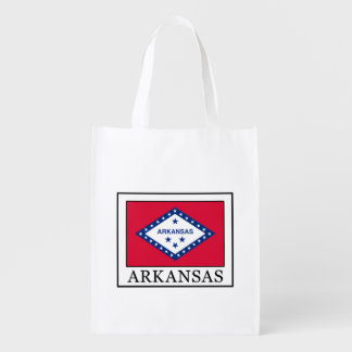 Arkansas Reusable Grocery Bag