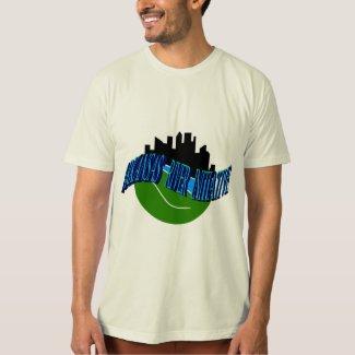 Arkansas River Initative protest T T-shirt
