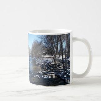 Arkansas River, Salida, Colorado Classic White Coffee Mug