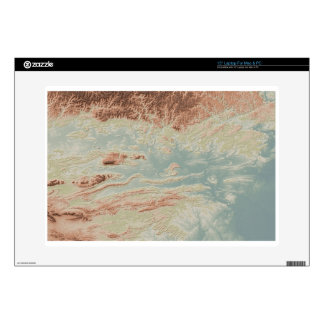 "Arkansas River Valley- Classic Style 15"" Laptop Skin"