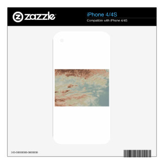 Arkansas River Valley- Classic Style iPhone 4S Skin